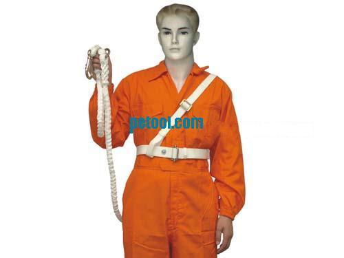 首页 坠落防护/逃生器材 半身安全带 03 国产带挎肩式单腰安全带