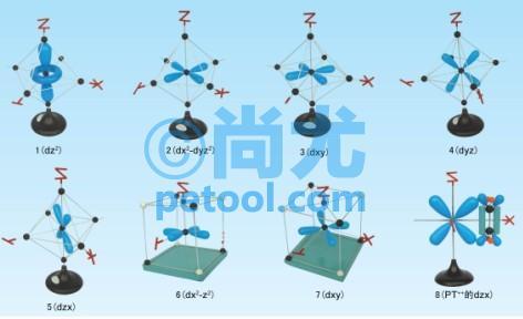 国产41件套物质结构化学模型(山东版)