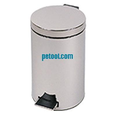 国产不锈钢脚踏式垃圾桶(5l-30l)
