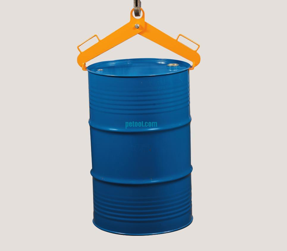 国产三叉式油桶起吊夹(适用于轮具搬运)