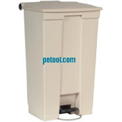 美国活动型踏板式医用废料垃圾桶(87.1l)
