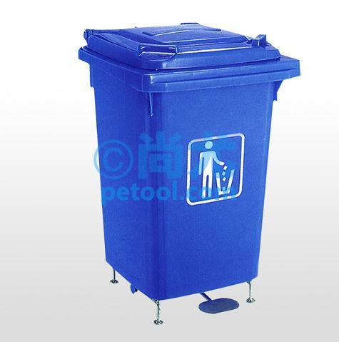 塑料垃圾桶(60l)