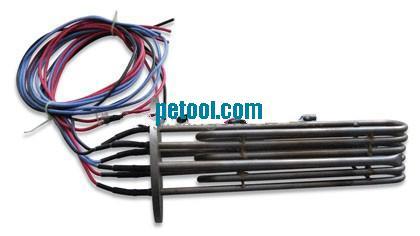 380v电加热桶接线图
