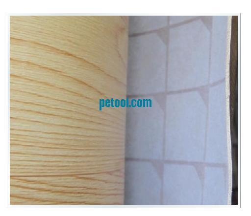 sku:00241791,国产pvc加厚深/淡色木纹地垫的照片