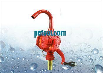 国产镀锌/镀铬手摇式油桶泵(25l/min)