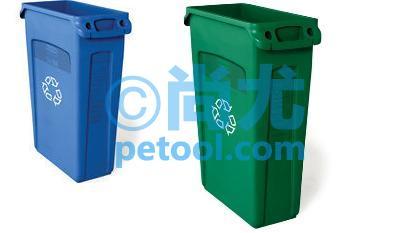 塑料方形垃圾桶