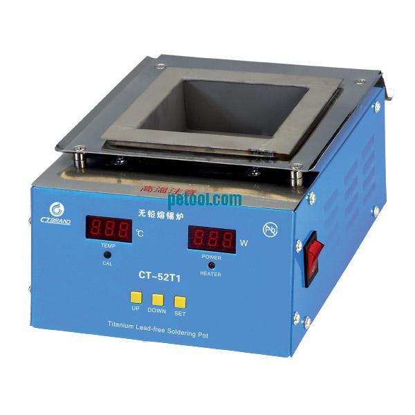 进口工具 焊接工具及配件 电子工业电焊 熔锡炉 03 国产钛金属无铅