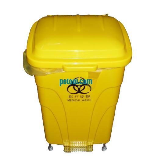 脚踏垃圾桶(70l)