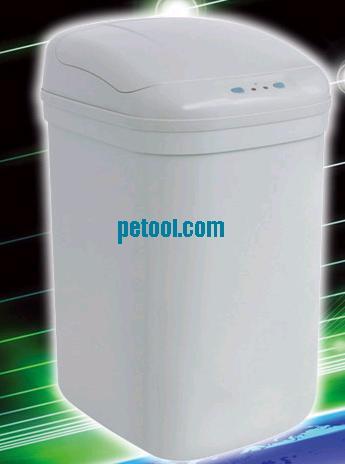 国产方形pp红外感应式垃圾桶(15l/28l)