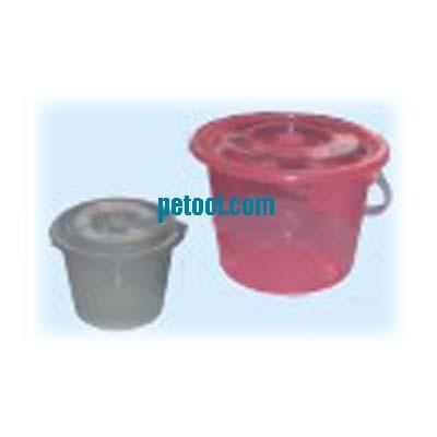 国产圆形塑料垃圾桶(2l/3l/5l)