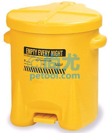 疗脚踏垃圾桶(70l)